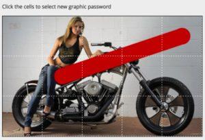 Immagine di graphic password plugin
