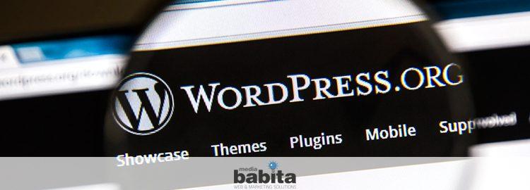 icona post WordPress perche in 10 punti