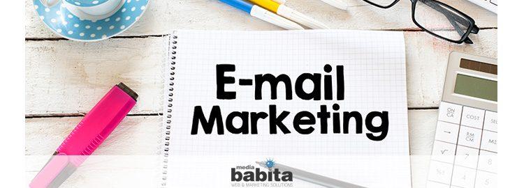 testo icona Email Marketing: funziona ancora? 6 consigli per partire (o ripartire!)