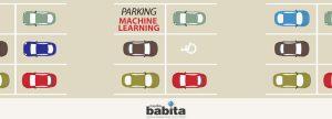 img art machine learning per i parcheggi