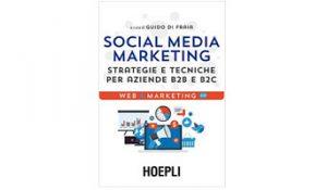 Copertina di Social media marketing